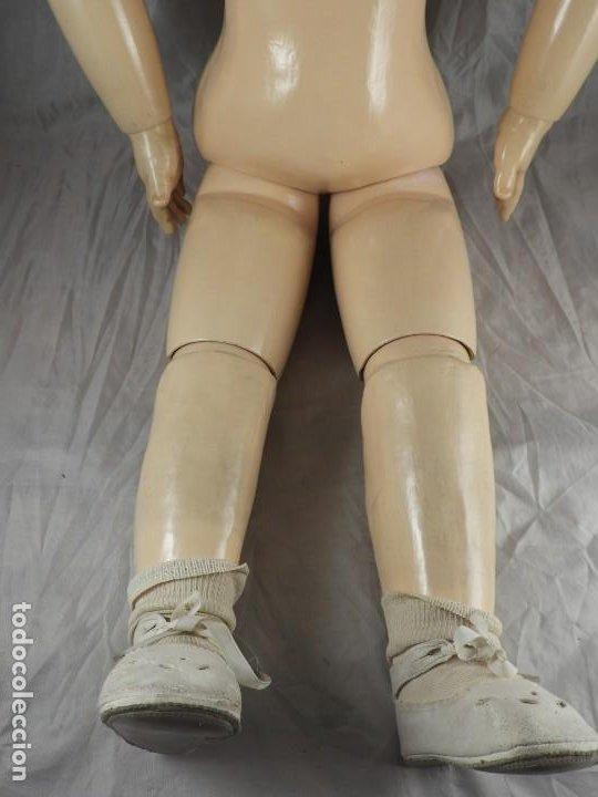 Muñecas Porcelana: MUÑECA SIMON & HALBIG 1078 15 DE 82 CM DE ALTA - Foto 4 - 194349425