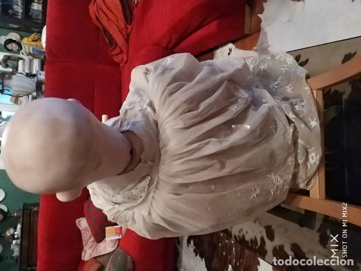 Muñecas Porcelana: FRANZ SCHMIDT CARACTER/ ENORME /A CABALLO /1272/65 ALEMAN - Foto 3 - 194362306