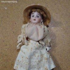 Muñecas Porcelana: ARMAND MARSEILLE KAMMER & REINHARDT MARCADA CON UNA ESTRELLA DE 5 PUNTAS. UNOS 24 CM. Lote 194389257