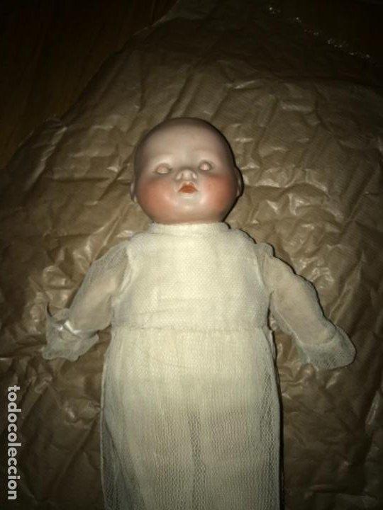 Muñecas Porcelana: BEBÉ DE PORCELANA GERMANY PPIO DEL S.XX - Foto 5 - 194499622
