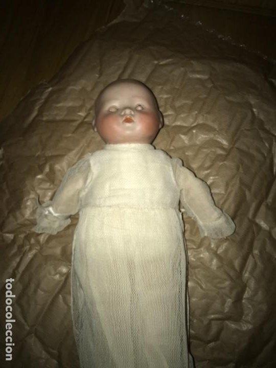 Muñecas Porcelana: BEBÉ DE PORCELANA GERMANY PPIO DEL S.XX - Foto 6 - 194499622