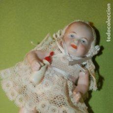 Muñecas Porcelana: BEBÉ ALEMÁN LIMBACH. Lote 195413720