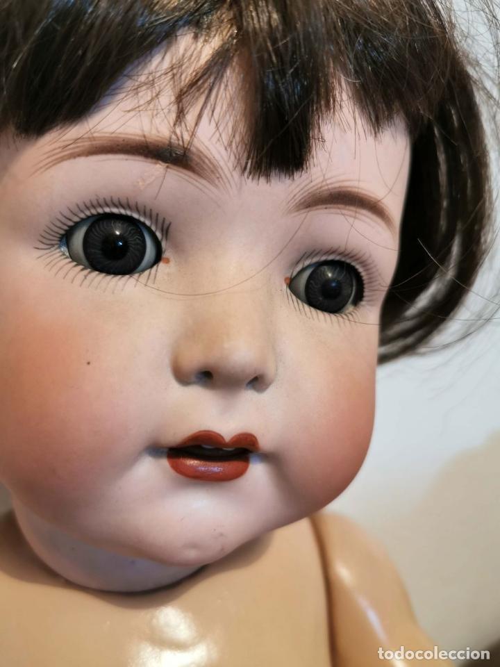 Muñecas Porcelana: BEBÉ FRANZ SCHMIDT 1295. PORCELANA Y COMPOSICIÓN. ALEMANIA. PRINC. S. XX - Foto 3 - 196803236
