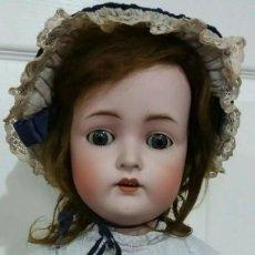 Muñecas Porcelana: MUÑECA 136 HERTEL, SCHWAB & CO. 72 CMS. APROX. 1912. ESTADO MUY BUENO.. Lote 200658867