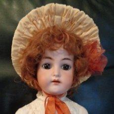 Muñecas Porcelana: PRECIOSA MUÑECA KAMMER & REINHART- SIMON & HALBIG, 65 CM, OCASION!. Lote 204359668