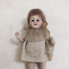 Muñecas Porcelana: MUÑECA DE PORCELANA. 161-9 ALEMANIA. 10CM. Lote 205001903