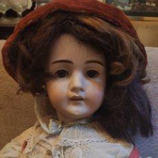 Muñecas Porcelana: MUÑECA DE PORCELANA DE 89CM.. Lote 205348871