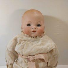 Muñecas Porcelana: ANTIGUO MUÑECO DE PORCELANA ARMAND MARSEILLE. Lote 205653767