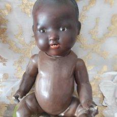 Muñecas Porcelana: GIGANTE AM CABEZA DE PORCELANA SIGLO XIX PRECIOSO. Lote 206382808
