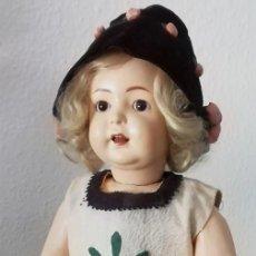 Muñecas Porcelana: MUÑECA ALEMANA ANDADORA (SIMON & HALBIG 126)ROPA ORIGINALES. Lote 206922448