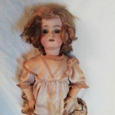 Muñecas Porcelana: MUÑECA SIMON HALBIG IMPECABLE. Lote 207127315