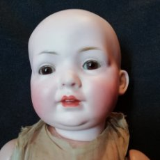 Muñecas Porcelana: MUÑECO DE PORCELANA IMPECABLE 35CMT. Lote 207931307