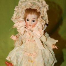 Muñecas Porcelana: MINGNONNETT HEUBACH KOPPELSDOCK 250-17/0. Lote 208210700