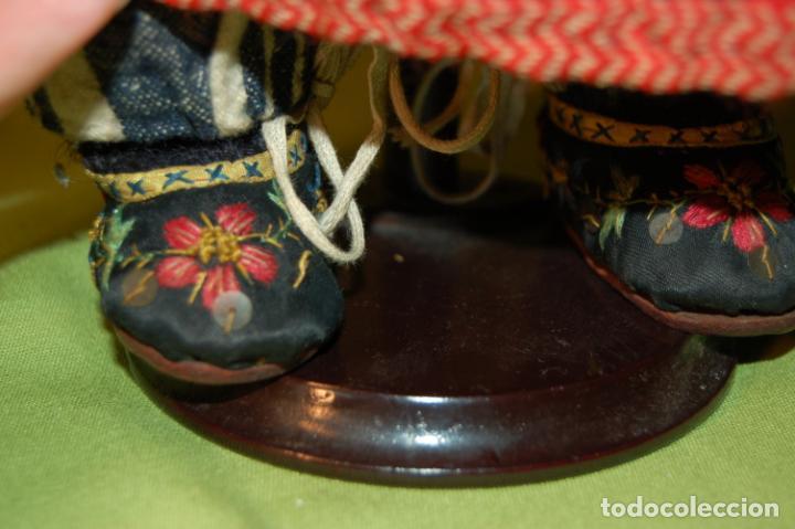 Muñecas Porcelana: muñeca alemana antigua - Foto 4 - 208211188
