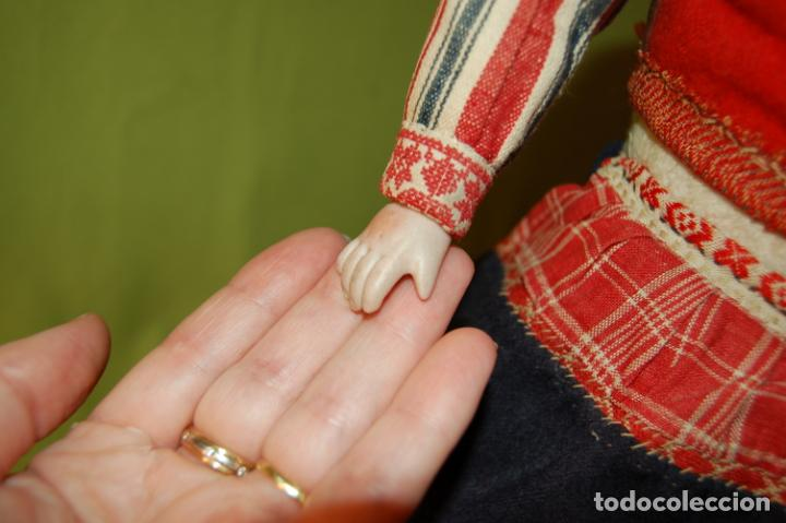 Muñecas Porcelana: muñeca alemana antigua - Foto 6 - 208211188