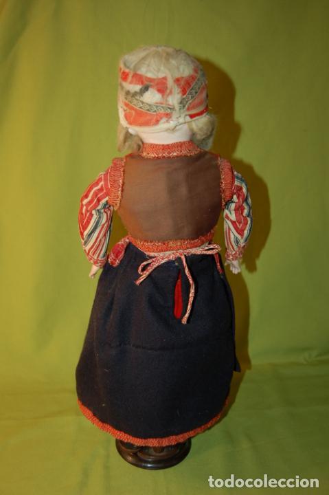 Muñecas Porcelana: muñeca alemana antigua - Foto 7 - 208211188
