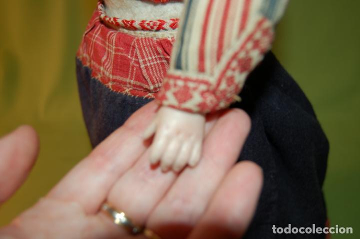 Muñecas Porcelana: muñeca alemana antigua - Foto 9 - 208211188