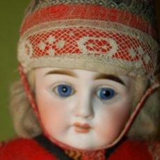 Muñecas Porcelana: MUÑECA ALEMANA ANTIGUA. Lote 208211188