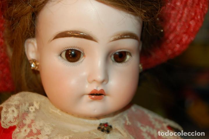 Muñecas Porcelana: muñeca darling de kestner - Foto 2 - 208212197
