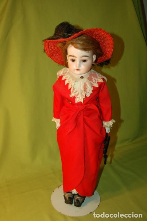 Muñecas Porcelana: muñeca darling de kestner - Foto 3 - 208212197