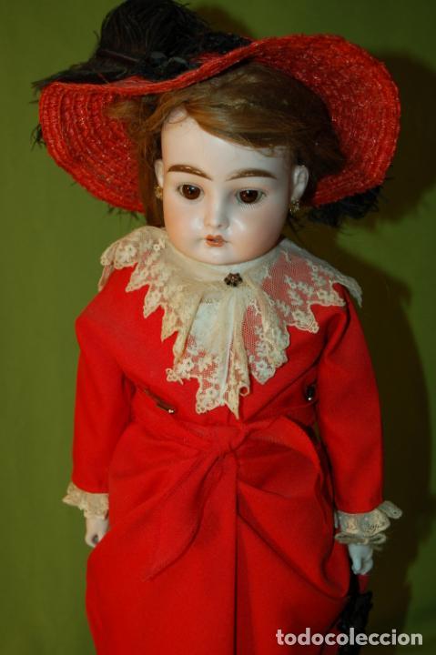 Muñecas Porcelana: muñeca darling de kestner - Foto 6 - 208212197
