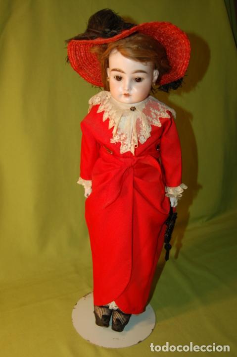 Muñecas Porcelana: muñeca darling de kestner - Foto 8 - 208212197