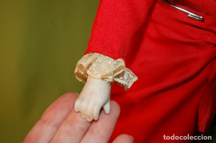 Muñecas Porcelana: muñeca darling de kestner - Foto 9 - 208212197