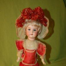 Muñecas Porcelana: MUÑECA ARMAND MARSEILLE 390. Lote 208213705