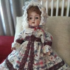 Muñecas Porcelana: ANTIGUA MUÑECA ALEMANA BRUNO SCHMIDT DE 37 CM.. Lote 208373712