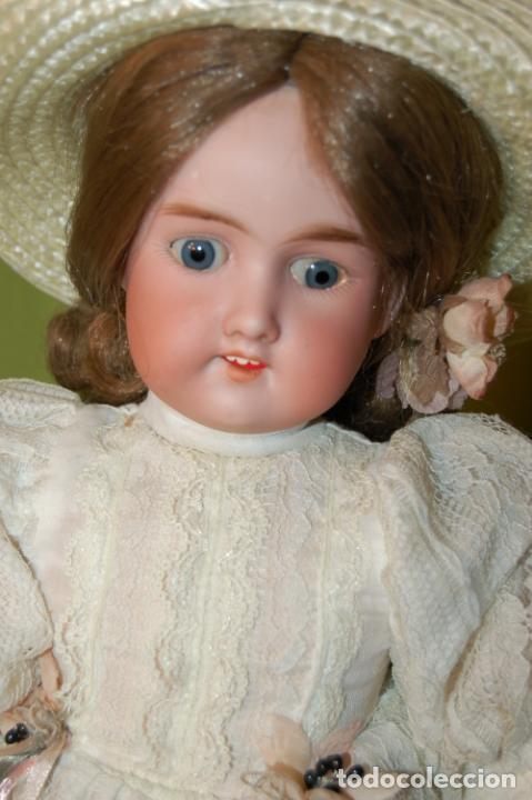 Muñecas Porcelana: muñeca floradora - Foto 2 - 208416583
