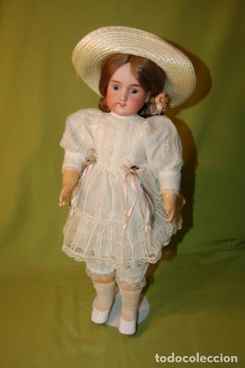 Muñecas Porcelana: muñeca floradora - Foto 3 - 208416583