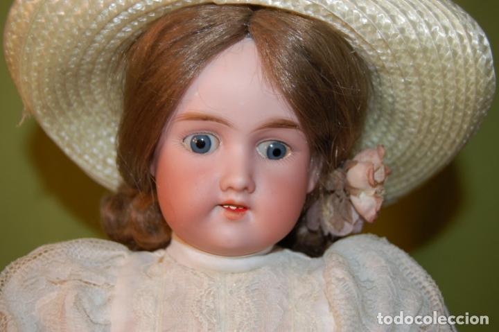 Muñecas Porcelana: muñeca floradora - Foto 4 - 208416583