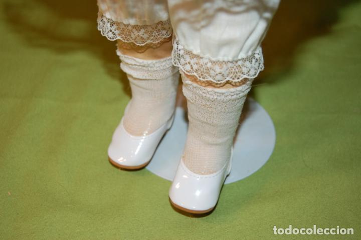 Muñecas Porcelana: muñeca floradora - Foto 6 - 208416583
