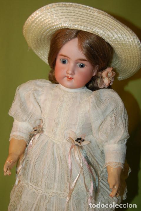 Muñecas Porcelana: muñeca floradora - Foto 8 - 208416583