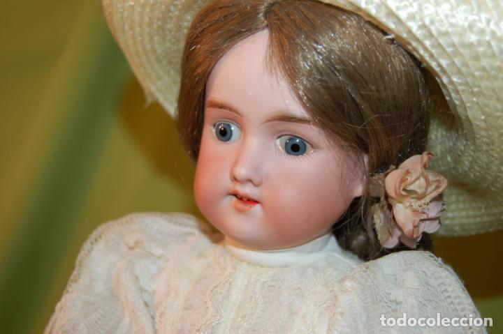 Muñecas Porcelana: muñeca floradora - Foto 9 - 208416583