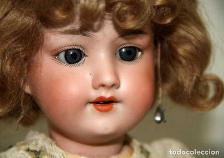 Muñecas Porcelana: MU002 ARMAND MARSEILLE. DRGM 276/1. MODELO 390. ALEMANIA. PRINC. S. XX - Foto 3 - 209895980