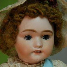 Muñecas Porcelana: PRECIOSA MUÑECA ALEMANA. Lote 209933903