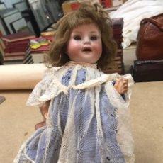 Muñecas Porcelana: ANTIGUA MUÑECA ALEMANA DE PORCELANA N914. Lote 210578320