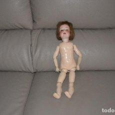 Muñecas Porcelana: ANTIGUA MUÑECA DE PORCELANA HEUBACH KOPPELSDORF 302* 2/O ALEMANIA GERMANY FINALES XIX B.E.. Lote 210700220