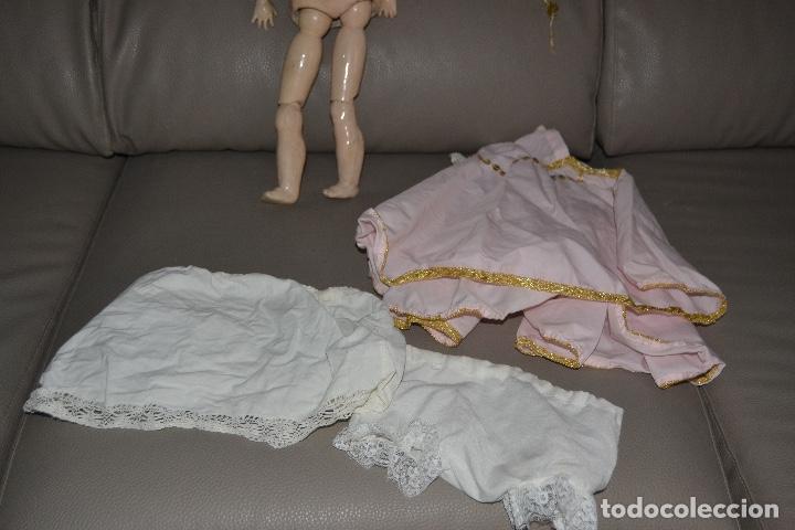 Muñecas Porcelana: ANTIGUA MUÑECA DE PORCELANA HEUBACH KOPPELSDORF 302* 2/o ALEMANIA GERMANY FINALES XIX B.E. - Foto 29 - 210700220