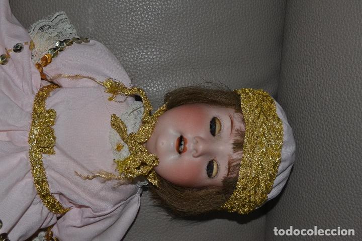Muñecas Porcelana: ANTIGUA MUÑECA DE PORCELANA HEUBACH KOPPELSDORF 302* 2/o ALEMANIA GERMANY FINALES XIX B.E. - Foto 38 - 210700220