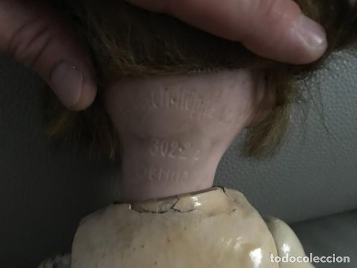Muñecas Porcelana: ANTIGUA MUÑECA DE PORCELANA HEUBACH KOPPELSDORF 302* 2/o ALEMANIA GERMANY FINALES XIX B.E. - Foto 41 - 210700220
