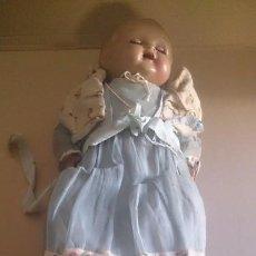 Muñecas Porcelana: PRECIOSA MUÑECA DE PORCELANA ANTIGUA ( ALEMANA.). Lote 211438221