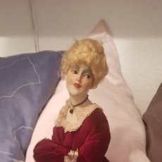 Muñecas Porcelana: MUÑECA BOUDOIR LILLI BAITZ MUZERLITE. Lote 211878631