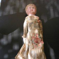 Muñecas Porcelana: RARA MUÑECA MINERVA CABEZA DE METAL DE 1901 Y 30 CM. MARCA REGISTRADA POR SCHILDKRÖT. Lote 220902263