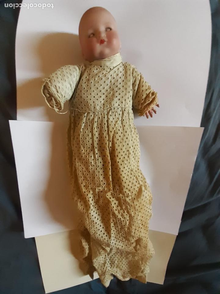 Muñecas Porcelana: MUÑECO ALEMAN EN PORCELANA ARMAND MARSEILLE 51 CMTS - Foto 2 - 212410195