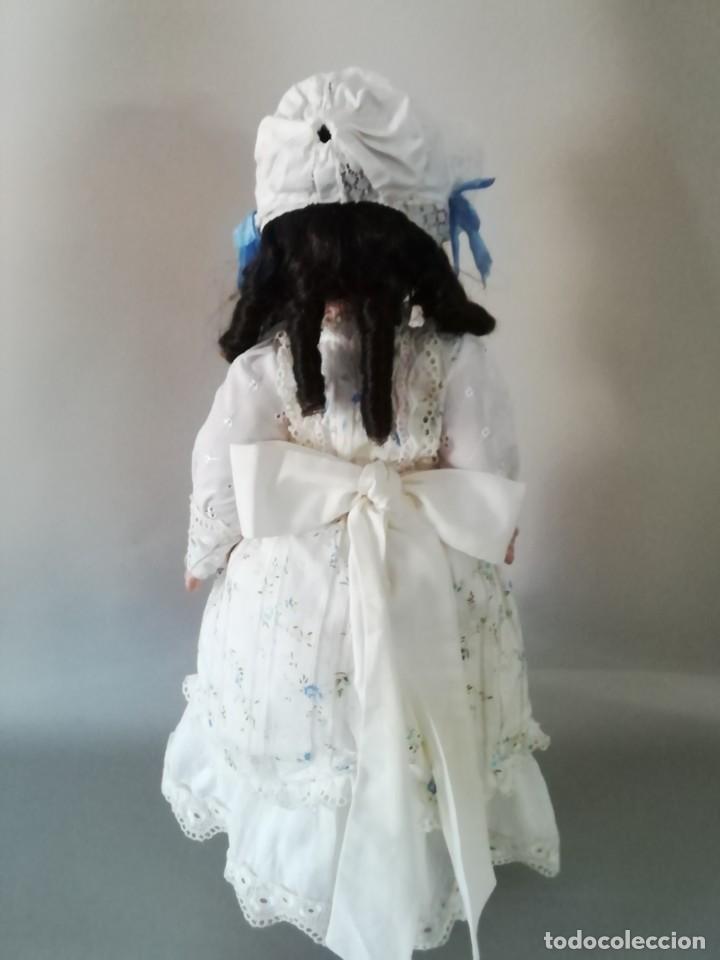 Muñecas Porcelana: PRECIOSA ARMAND MARSEILLE, 55CM APROX,MARCADA EN LA NUCA Y TAMBIEN EN EL CUERPO ,CON UNA (K) - Foto 11 - 195699687