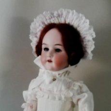 Muñecas Porcelana: MUÑECA DE PORCELANA (GERMANY) QUEEN LOUISE 59 CM DE ALTO DE ARMAND MARSEILLE. Lote 215298527