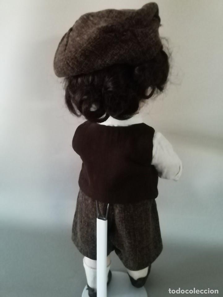 Muñecas Porcelana: PRECIOSO MUÑECO CHICO, ACOMPAÑANTE, DE PRODUCCIÓN ALEMANA - Foto 4 - 217284468