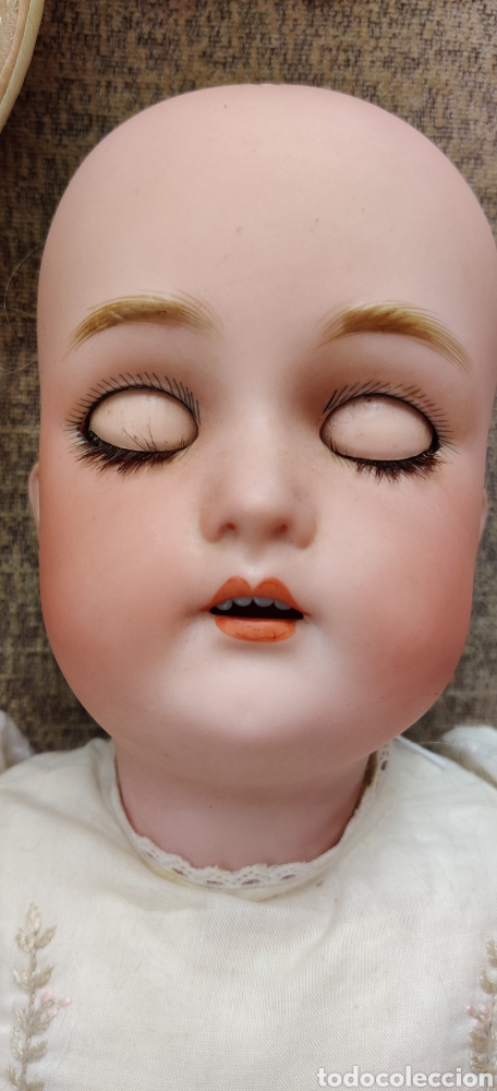 Muñecas Porcelana: Muñeca Kämmer & Reinhardt Simon & Halbig 58 cm - Foto 5 - 217682301